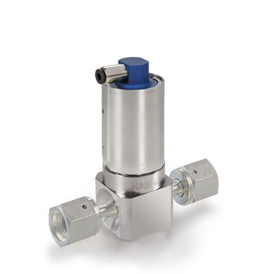 Ultra High Purity Metal Diaphragm Valves