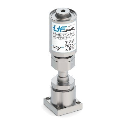 Ultra Fast Diaphragm Valves