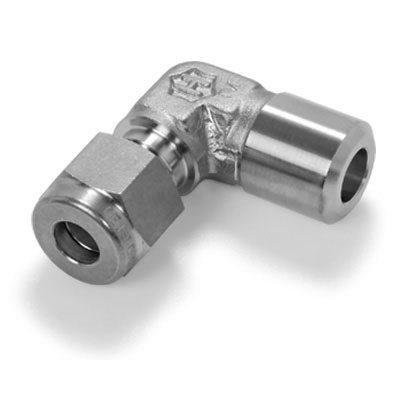769LN HAM-LET Let-Lok Male Pipe Weld Elbow (Double Ferrule)
