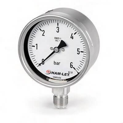 HAM-LET Pressure Gauges