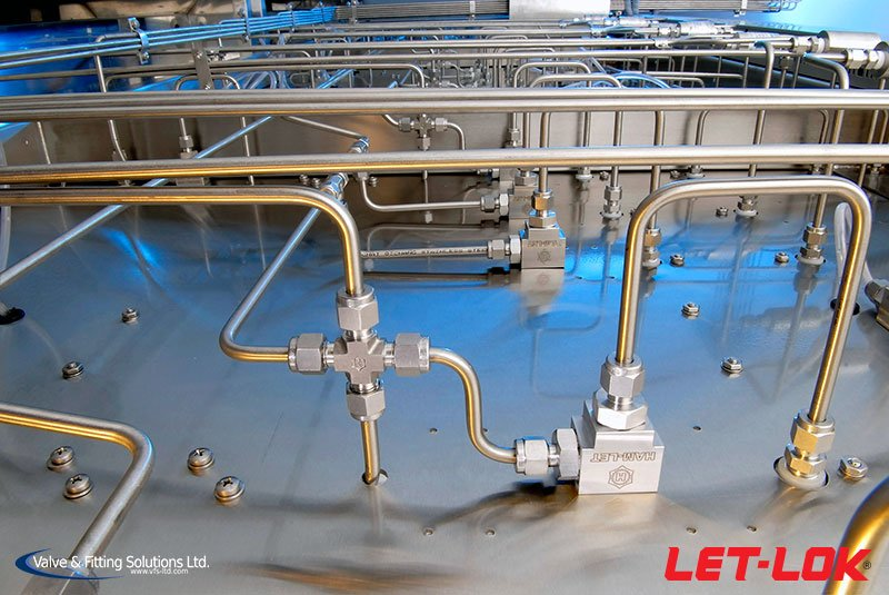 Benefits of HAM-LET Fittings