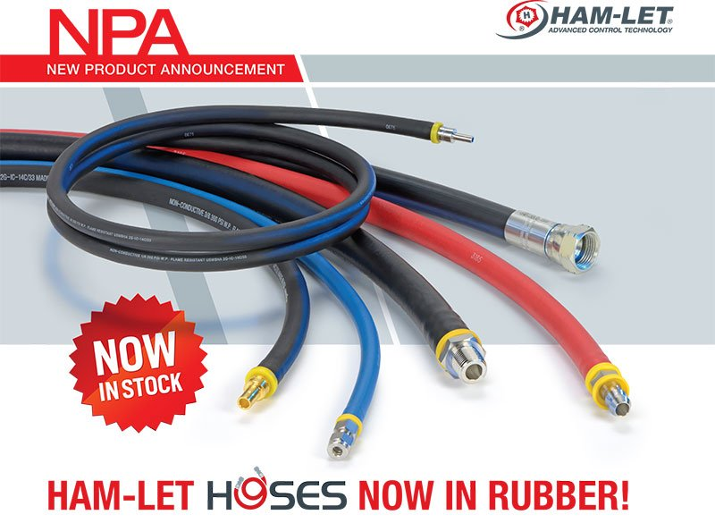 HAM-LET Hoses - Valve and Fitting Solutions Ltd