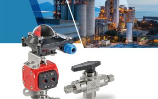 HAM-LET TBV Trunnion Ball Valves
