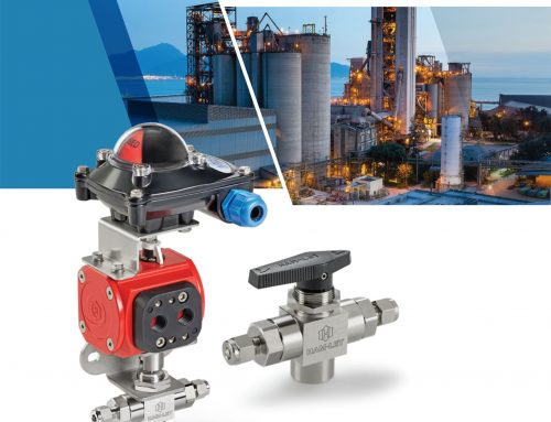 NEW – TBV Trunnion Ball Valves