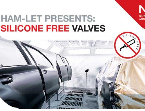 Silicone Free Valves
